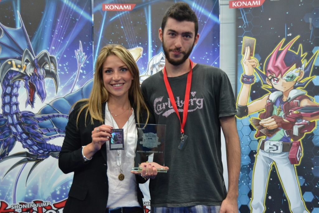Winner: Bruschi Matteo ( Hand Artifact Traptrix)